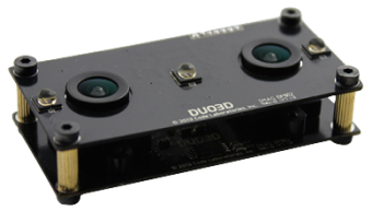 DUO3D stereo camera