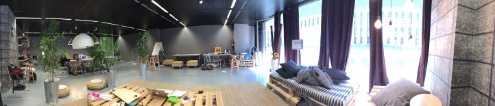 Creativity Room panorama