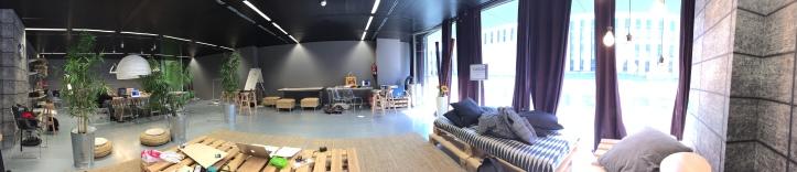 Creativity Room panorama